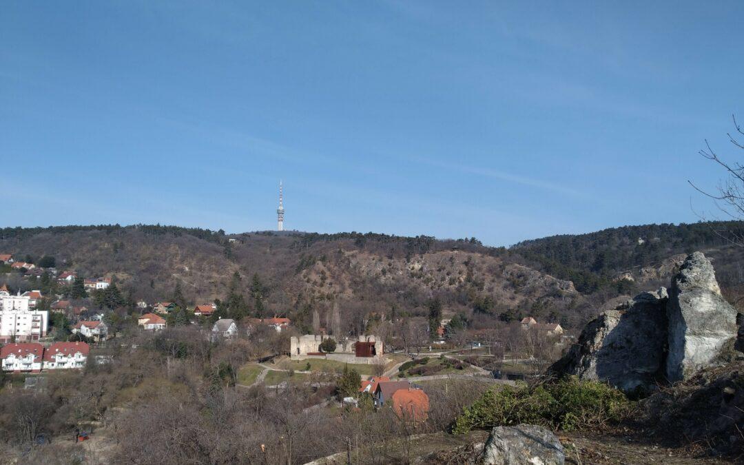 Pécs Parkjai Megújulnak Program – A Tettyei Panoráma Sétány